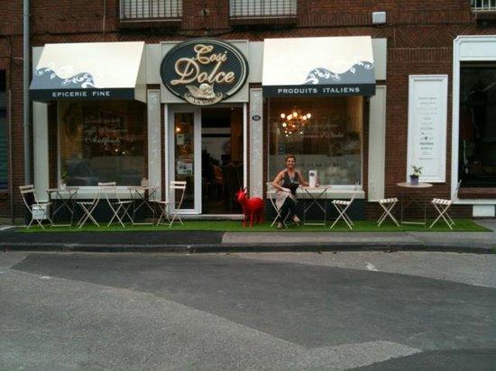 cosi dolce la vita dunkerque restaurant avis num ro de t l phone photos tripadvisor. Black Bedroom Furniture Sets. Home Design Ideas