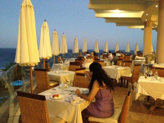 Atrium Prestige Thalasso Spa Resort and Villas: Hauptrestaurant