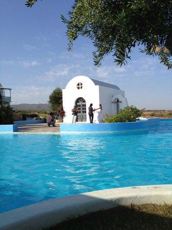 Atrium Prestige Thalasso Spa Resort and Villas: Hochzeit