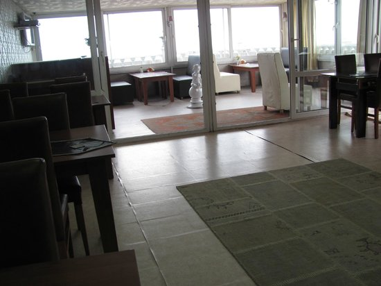 Boutique Dedem Hotel : terrazza