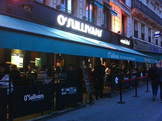 O Sullivans Cafe Bar Paris
