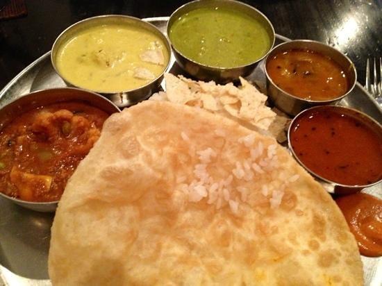Dhaba India: 平日ランチミールス