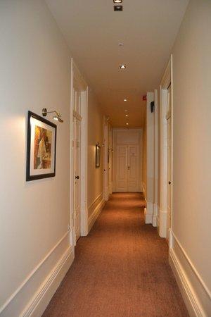 Hotel Aliados: Couloir