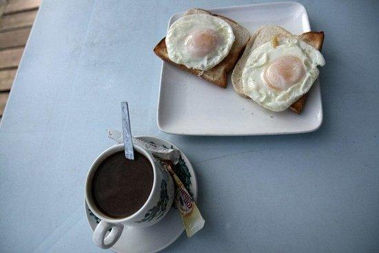 Little Momma : Mon choix pour le petit déjeuner