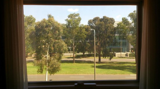 Pavilion on Northbourne: View from the room - Northbourne Avenue
