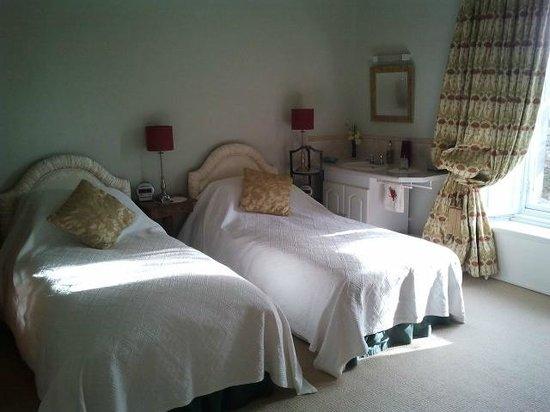 Mansefield B&B: Bedroom