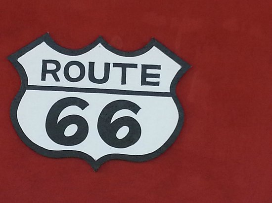 Globetrotter Lodge: Route 66