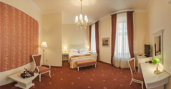 Hotel Central Park: king size apartment
