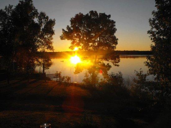 Miller's Family Camp: Sunrise