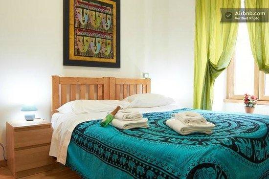 Maison Vaticana: Room n. 1 Bali Batik