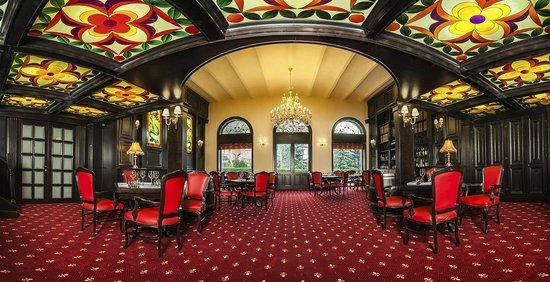 Hotel Central Park: restaurant