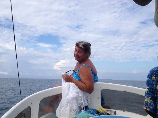 Drake Bay, Costa Rica: Sierra Goodman of Divine Dolphin, the dolphin whisperer