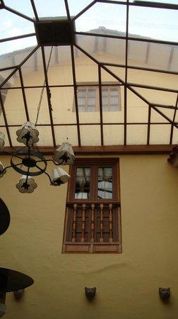 Los Apus Hotel & Mirador: Lobby