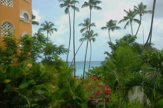Saint Peter's Bay: View from room