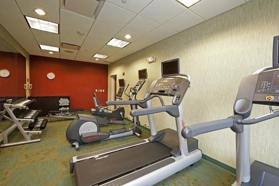 SpringHill Suites Chicago Naperville/Warrenville: Fitness Center