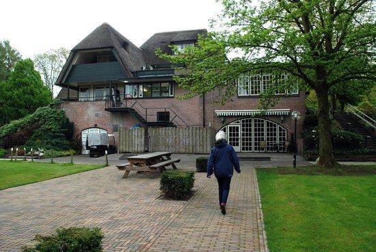 Fletcher Hotel-Restaurant De Wipselberg-Veluwe: Het reataurant op de Wipselberg
