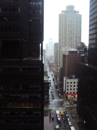 Sheraton New York Times Square Hotel: vue de la chambre