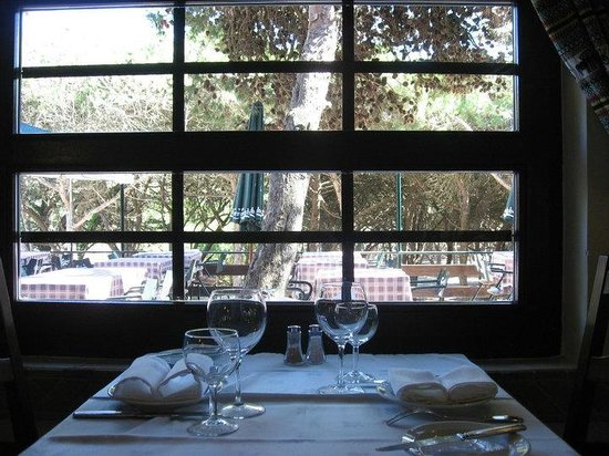 O Pucaro : View from the window
