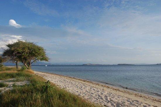 Kanawa Resort: Beach