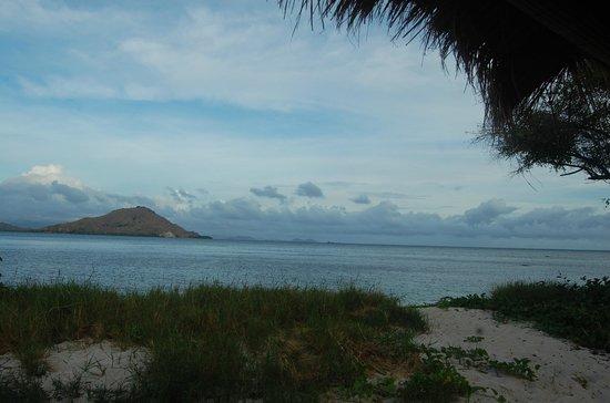 Kanawa Resort: View from Bale