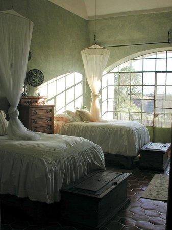 Hacienda Las Trancas: Suite Verde