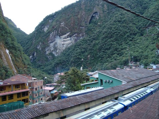 Inka Town Hotel: View