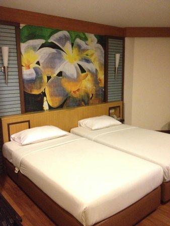 Minitel Hotel: Zimmer im Minitel