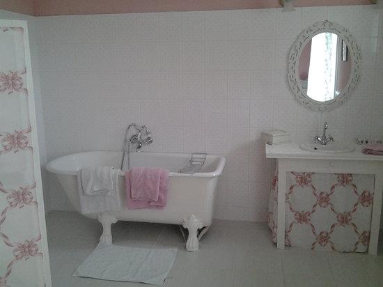 salle de bain romantique - Picture of Escale Dans les Dunes ...