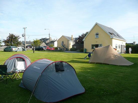 Corofin Hostel and Camping Park: Corofin Camping