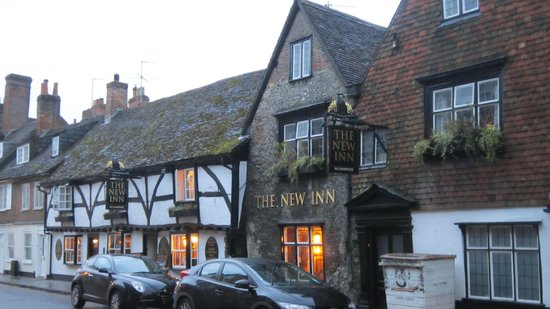 The New Inn and Old House: New Inn