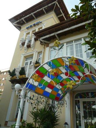 Hotel Boutique Las Brisas: Entrata