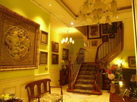 Hotel Boutique Las Brisas: Interno piano terra reception