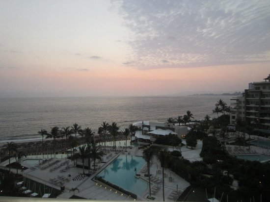 Secrets Vallarta Bay Puerto Vallarta: Gorgeous views from the rooms!