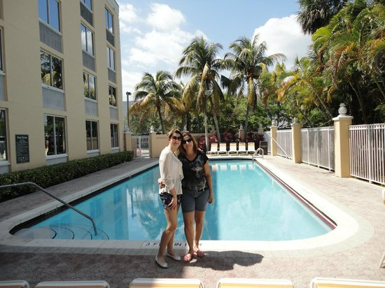 La Quinta Inn & Suites Sunrise : Area da piscina