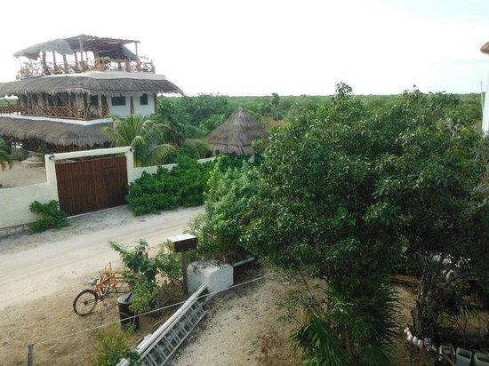 Casa Blat Ha: Vista de fuera
