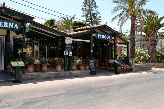 Restaurant Pyrgos