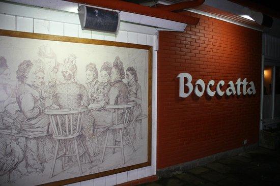Bocatta: Restaurante agradável e honesto