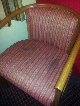 Motel 6 Rock Hill: chair