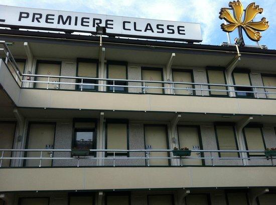 Premiere Classe Avignon Sud - Parc Des Expositions: Esterno dell'hotel