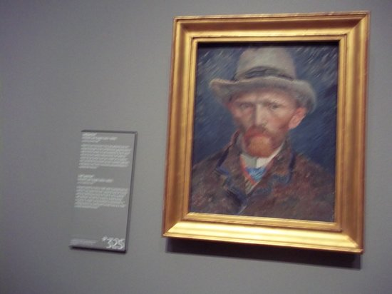 Max Brown Hotel Museum Square: Vincent van gogh