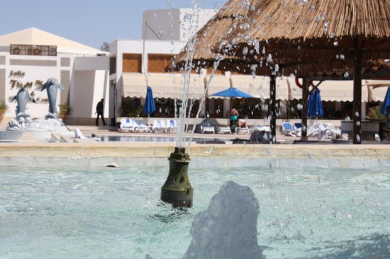 Maritim Jolie Ville Resort & Casino Sharm El-Sheikh: Main pool