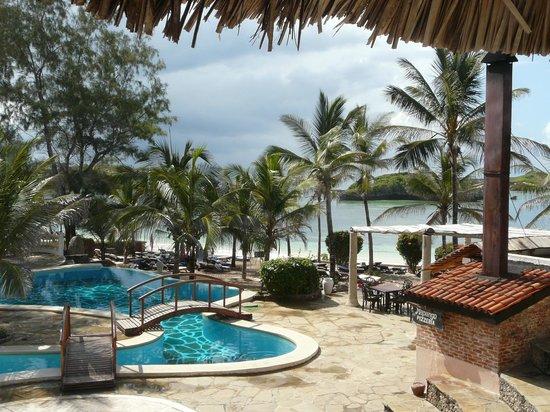 Aquarius Club: piscina Mapango e successivamente la spiaggia