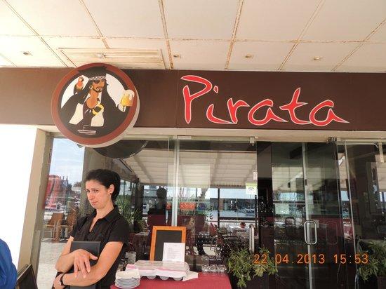 Restaurante e Pizzeria O Pirata: Pirata