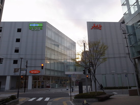 Area Nakaichi: 外観