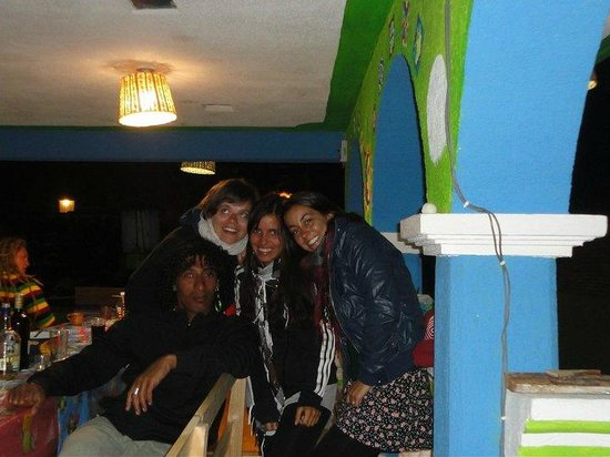 Iguana Hostel : encuentro con los viajeros