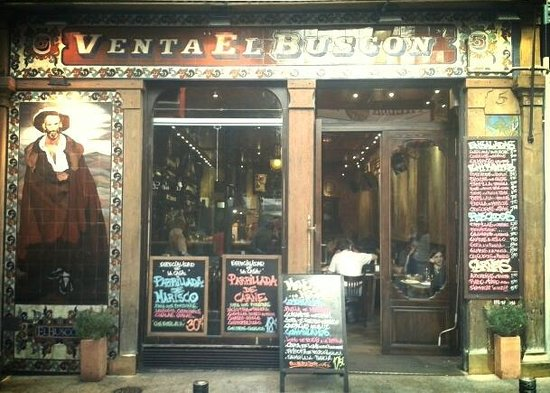 Photo of Bar Venta El Buscon at Calle Victoria 5-7, Madrid 28012, Spain