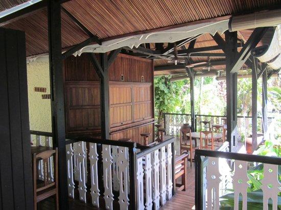 Hotel Gerard et Francine: Il  bar