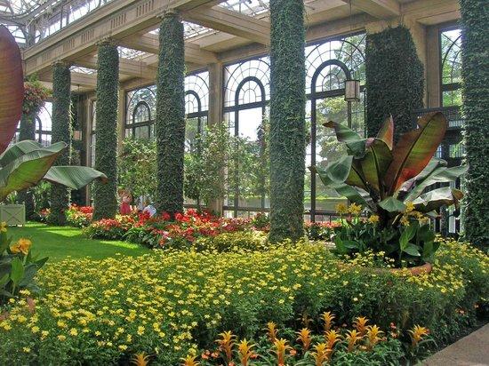 Student Gardens Picture Of Longwood Gardens Kennett Square Tripadvisor