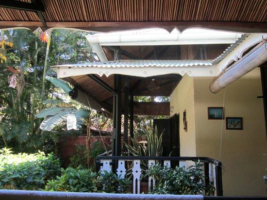 Hotel Gerard et Francine: La Veranda