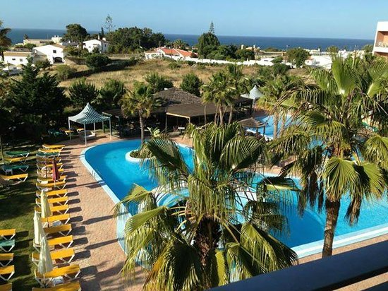 Baia Grande : View of Hotel Pool